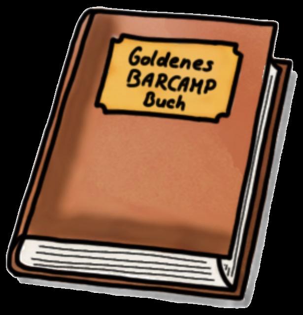 Goldenes Barcamp-Buch