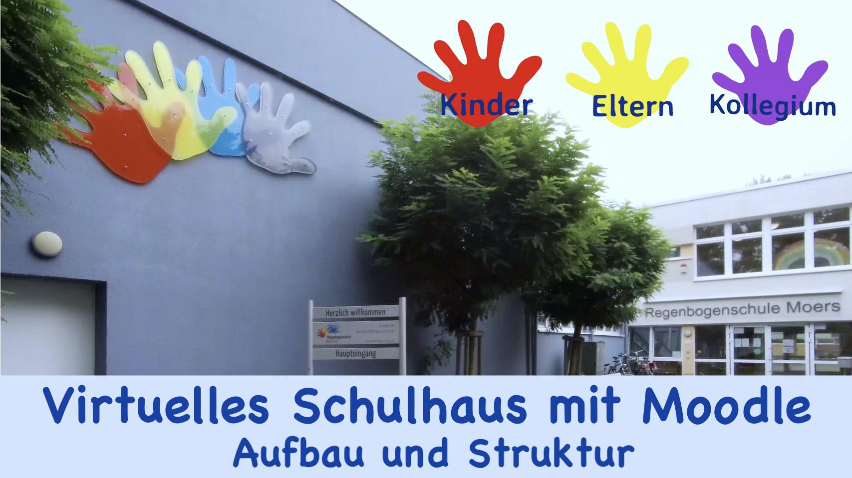 LINK: Virtuelles Schulhaus - Aufbau und Struktur